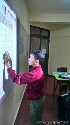 Construyendo la tabla pitagórica 34