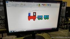 Dibujando trenes 19