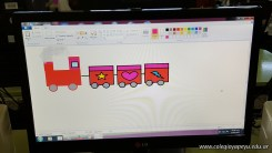 Dibujando trenes 2