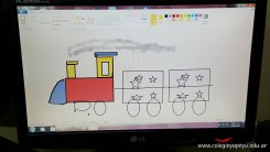 Dibujando trenes 21