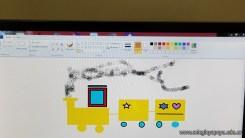 Dibujando trenes 27
