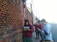 Diagnóstico ambiental del barrio 7