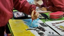 Dibujando con Molina Campos 24