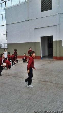 Educación física de 3er grado 14