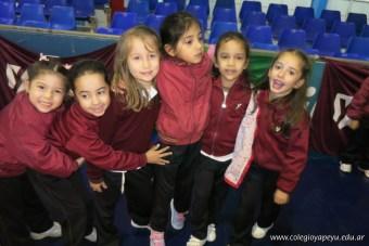 Fiesta de los jardines de infantes 123