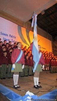 Promesa de lealtad a la Bandera 63