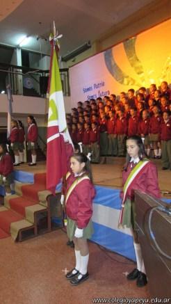 Promesa de lealtad a la Bandera 65