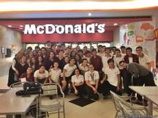 Visita a McDonald's 11