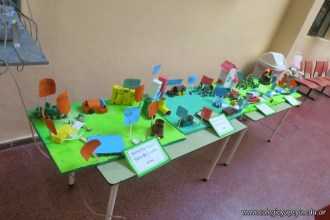 Yapeyú es ambiente - Fabricación de papel artesanal 104