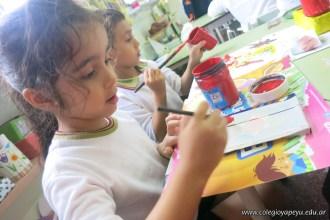 Yapeyú es ambiente - Fabricación de papel artesanal 27