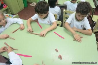 Yapeyú es ambiente - Fabricación de papel artesanal 8