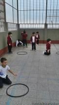 Actividades de coordinación en Ed. Física 2
