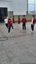 Actividades de coordinación en Ed. Física 23