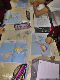 Trabajo integrado de Historia y Geografía 9