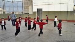 Educación física en Jardín 2