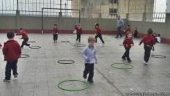 Educación física en Jardín 20
