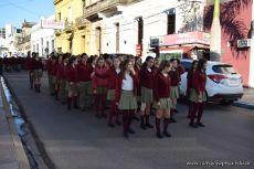Festejo de Cumpleaños y Desfile en Homenaje a San Martin 102