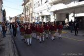 Festejo de Cumpleaños y Desfile en Homenaje a San Martin 122