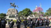 Festejo de Cumpleaños y Desfile en Homenaje a San Martin 123