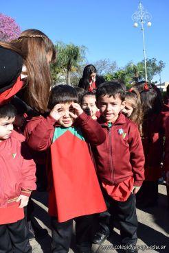 Festejo de Cumpleaños y Desfile en Homenaje a San Martin 129