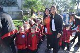 Festejo de Cumpleaños y Desfile en Homenaje a San Martin 132