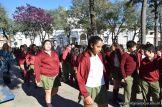 Festejo de Cumpleaños y Desfile en Homenaje a San Martin 139
