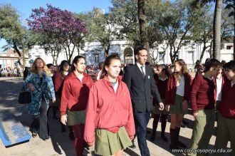 Festejo de Cumpleaños y Desfile en Homenaje a San Martin 140