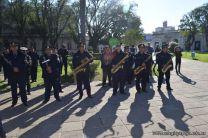 Festejo de Cumpleaños y Desfile en Homenaje a San Martin 144