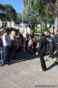 Festejo de Cumpleaños y Desfile en Homenaje a San Martin 152