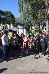 Festejo de Cumpleaños y Desfile en Homenaje a San Martin 154