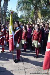Festejo de Cumpleaños y Desfile en Homenaje a San Martin 156