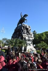 Festejo de Cumpleaños y Desfile en Homenaje a San Martin 166