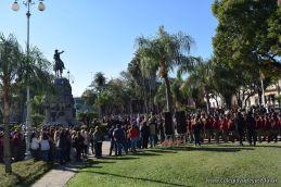 Festejo de Cumpleaños y Desfile en Homenaje a San Martin 178