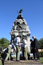 Festejo de Cumpleaños y Desfile en Homenaje a San Martin 184