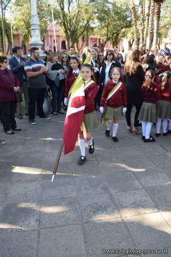 Festejo de Cumpleaños y Desfile en Homenaje a San Martin 190