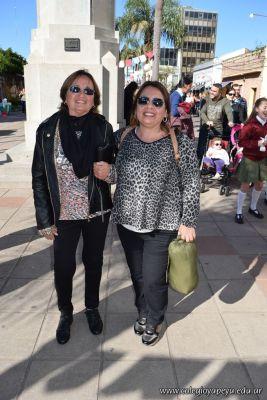 Festejo de Cumpleaños y Desfile en Homenaje a San Martin 199