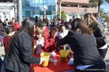 Festejo de Cumpleaños y Desfile en Homenaje a San Martin 202
