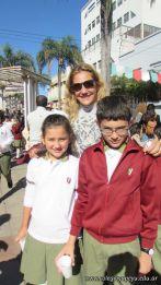 Festejo de Cumpleaños y Desfile en Homenaje a San Martin 204