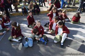 Festejo de Cumpleaños y Desfile en Homenaje a San Martin 209