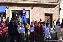 Festejo de Cumpleaños y Desfile en Homenaje a San Martin 217
