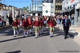 Festejo de Cumpleaños y Desfile en Homenaje a San Martin 220