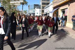 Festejo de Cumpleaños y Desfile en Homenaje a San Martin 221