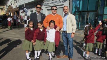 Festejo de Cumpleaños y Desfile en Homenaje a San Martin 222