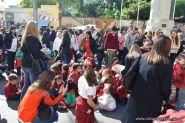 Festejo de Cumpleaños y Desfile en Homenaje a San Martin 234