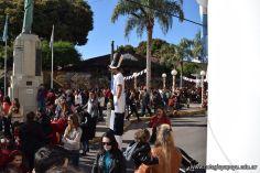 Festejo de Cumpleaños y Desfile en Homenaje a San Martin 237