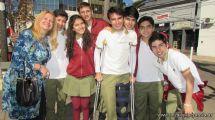 Festejo de Cumpleaños y Desfile en Homenaje a San Martin 240