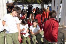 Festejo de Cumpleaños y Desfile en Homenaje a San Martin 241