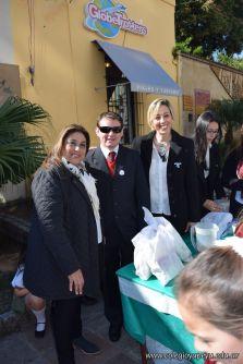 Festejo de Cumpleaños y Desfile en Homenaje a San Martin 243