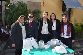 Festejo de Cumpleaños y Desfile en Homenaje a San Martin 244