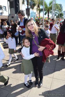 Festejo de Cumpleaños y Desfile en Homenaje a San Martin 252